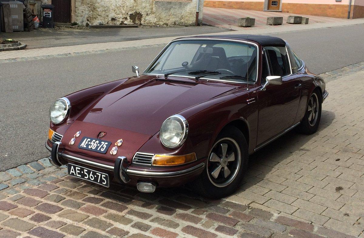 1969 PORSCHE TARGA 912 LWB For Sale (picture 1 of 6)