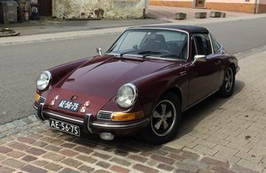 1969 PORSCHE TARGA 912 LWB For Sale