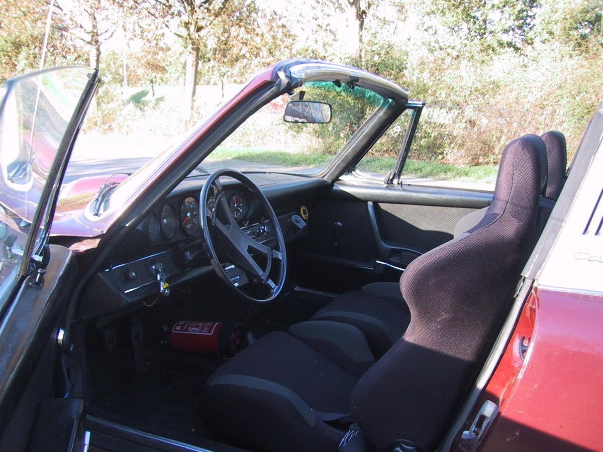 1969 PORSCHE TARGA 912 LWB For Sale (picture 2 of 6)