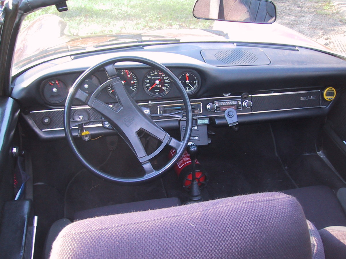 1969 PORSCHE TARGA 912 LWB For Sale (picture 4 of 6)