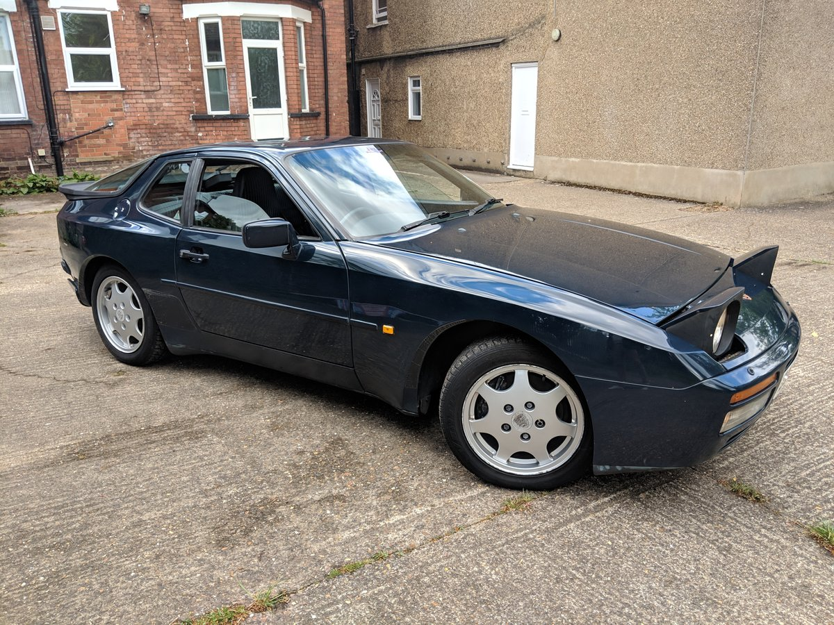 1990 Porsche 944s2 3.0 manual 105000 milage For Sale (picture 1 of 6)