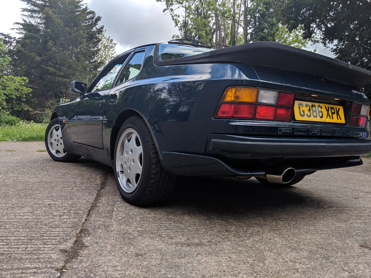 1990 Porsche 944s2 3.0 manual 105000 milage For Sale (picture 2 of 6)