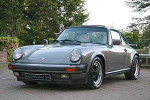 1988/F PORSCHE 911 3.2 CARRERA SPORT COUPE For Sale