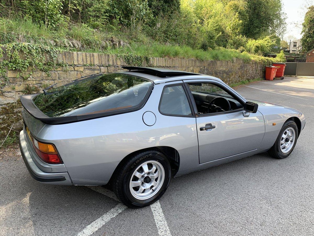 1984 PORSCHE 924 AUTO For Sale (picture 2 of 6)