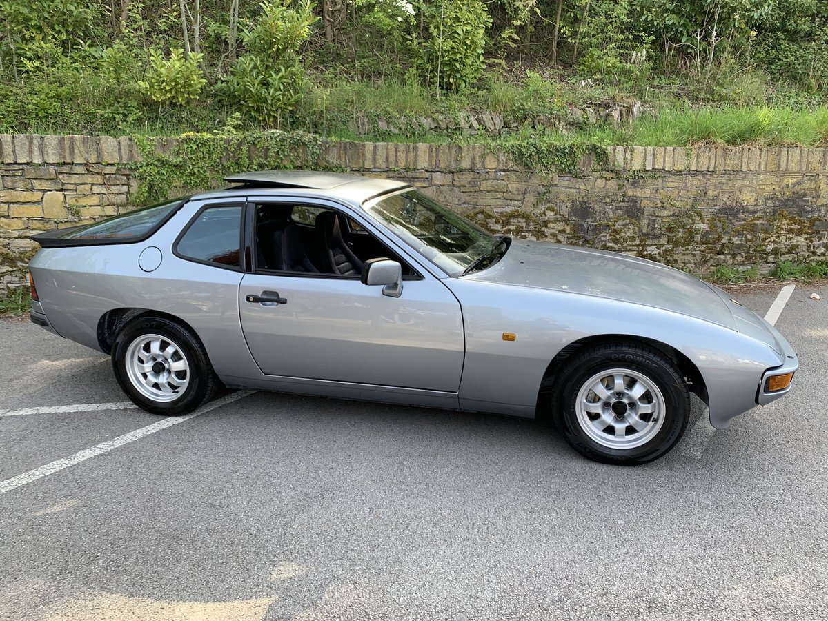 1984 PORSCHE 924 AUTO For Sale (picture 3 of 6)