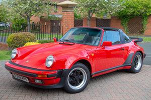 1988 Porsche 911 Supersport Targa - On The Market  For Sale by Auction