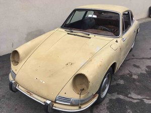 1967 Porsche 911 Coupe = Project Correct