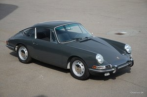 1967 Porsche 912 ground-up restoration