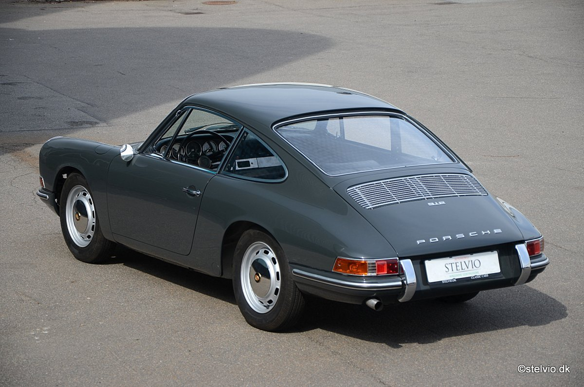 1967 Porsche 912 ground-up restoration For Sale (picture 2 of 6)