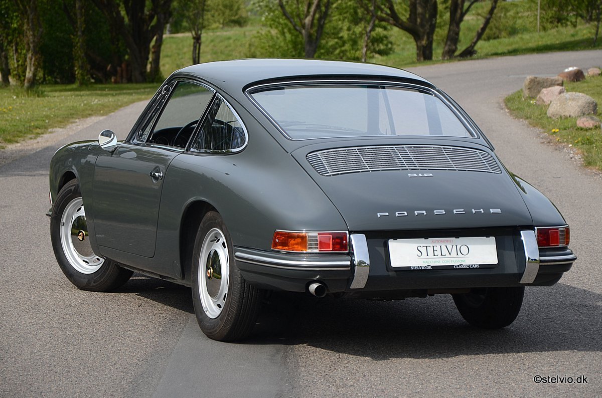 1967 Porsche 912 ground-up restoration For Sale (picture 4 of 6)