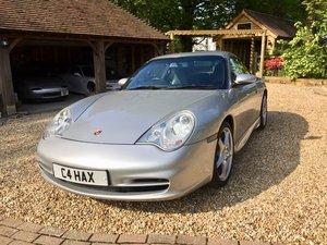 Stunning 2001 996 Porsche 911 Carrera 4 For Sale