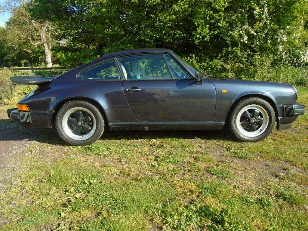1987 911 3.2 Carrera Sport Coupe, Amazing Looks/Drive.  SOLD (picture 1 of 6)