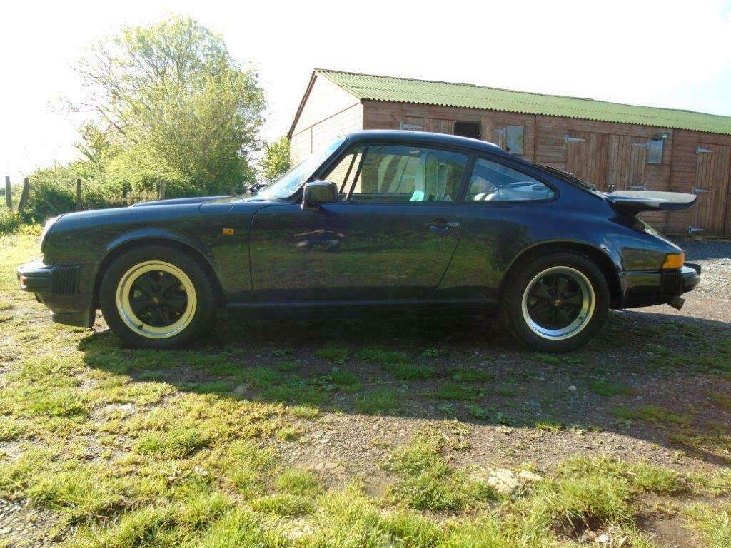 1987 911 3.2 Carrera Sport Coupe, Amazing Looks/Drive.  SOLD (picture 2 of 6)