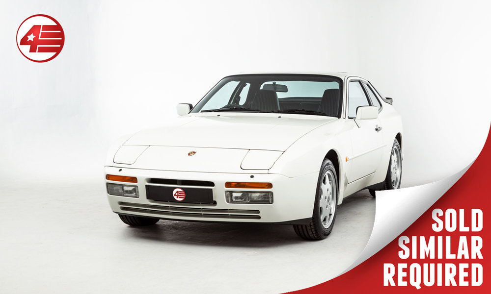1990 Porsche 944 S2 /// FSH /// Just 44k Miles SOLD (picture 1 of 2)