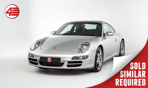 2005 Porsche 997 Carrera S 2.8 Manual /// FSH /// 69k Miles SOLD