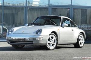 1997 Porsche 993 Targa manual For Sale