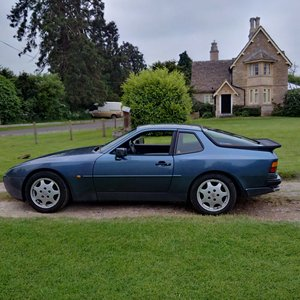 1991 Porsche 944 S2, 1 previous owner For Sale