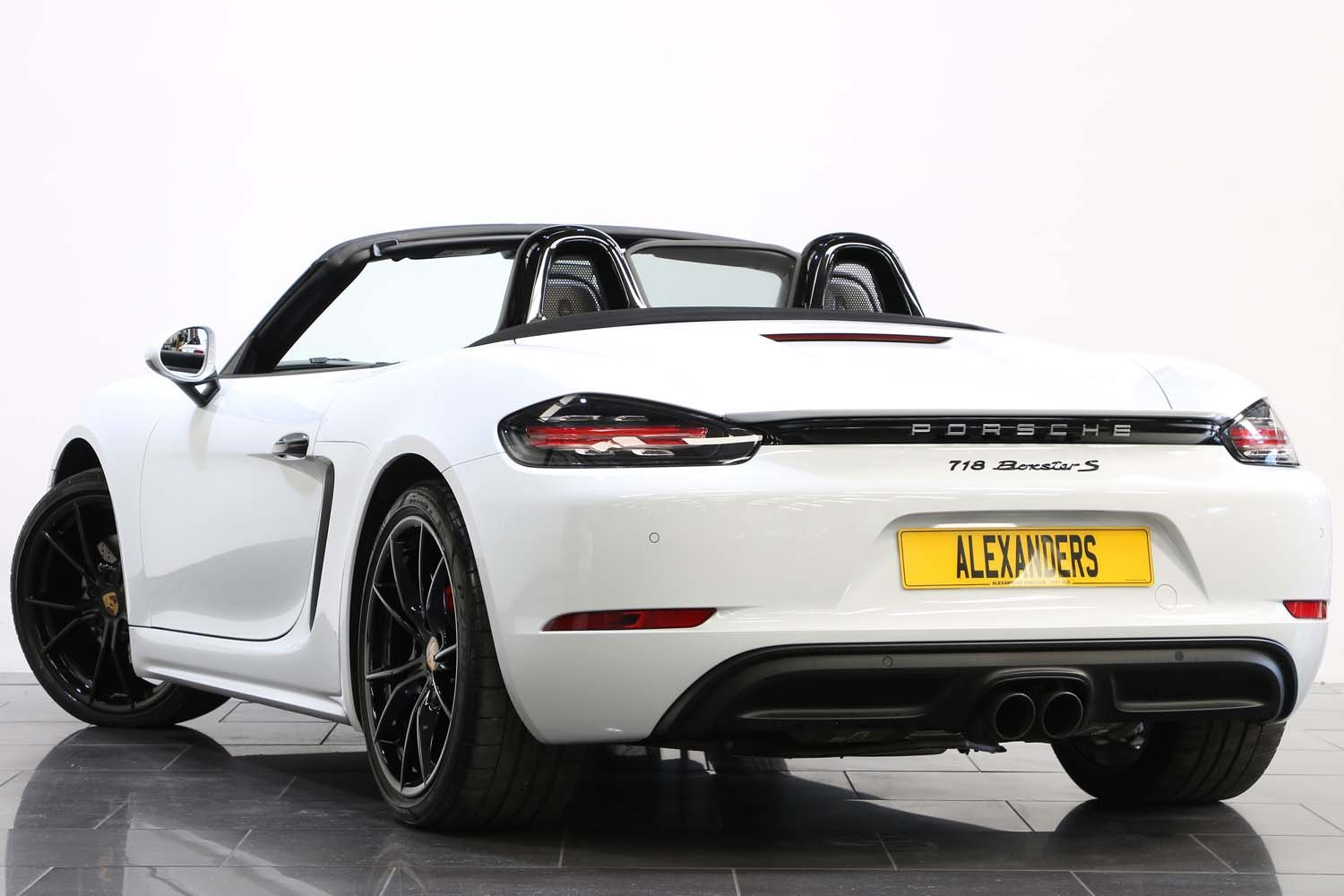 2018 PORSCHE 718 BOXSTER S 2.5 PDK  For Sale (picture 3 of 6)