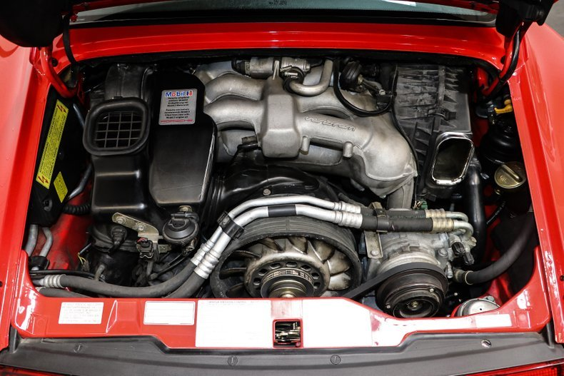 1998 Porsche 911 Carrera 4S = Red(~)Tan 33k miles $114.9k For Sale (picture 6 of 6)