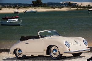 1953 Porsche 356 Pré A Cabriolet For Sale