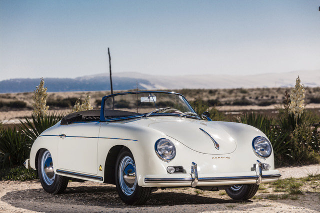 1959 Porsche 356 Convertible D - Superb For Sale (picture 1 of 6)