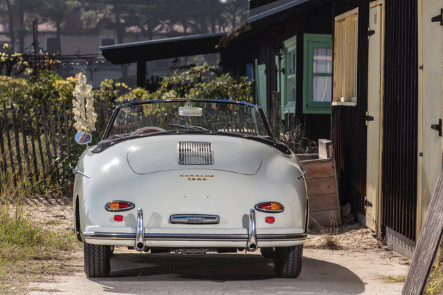 1959 Porsche 356 Convertible D - Superb For Sale (picture 4 of 6)