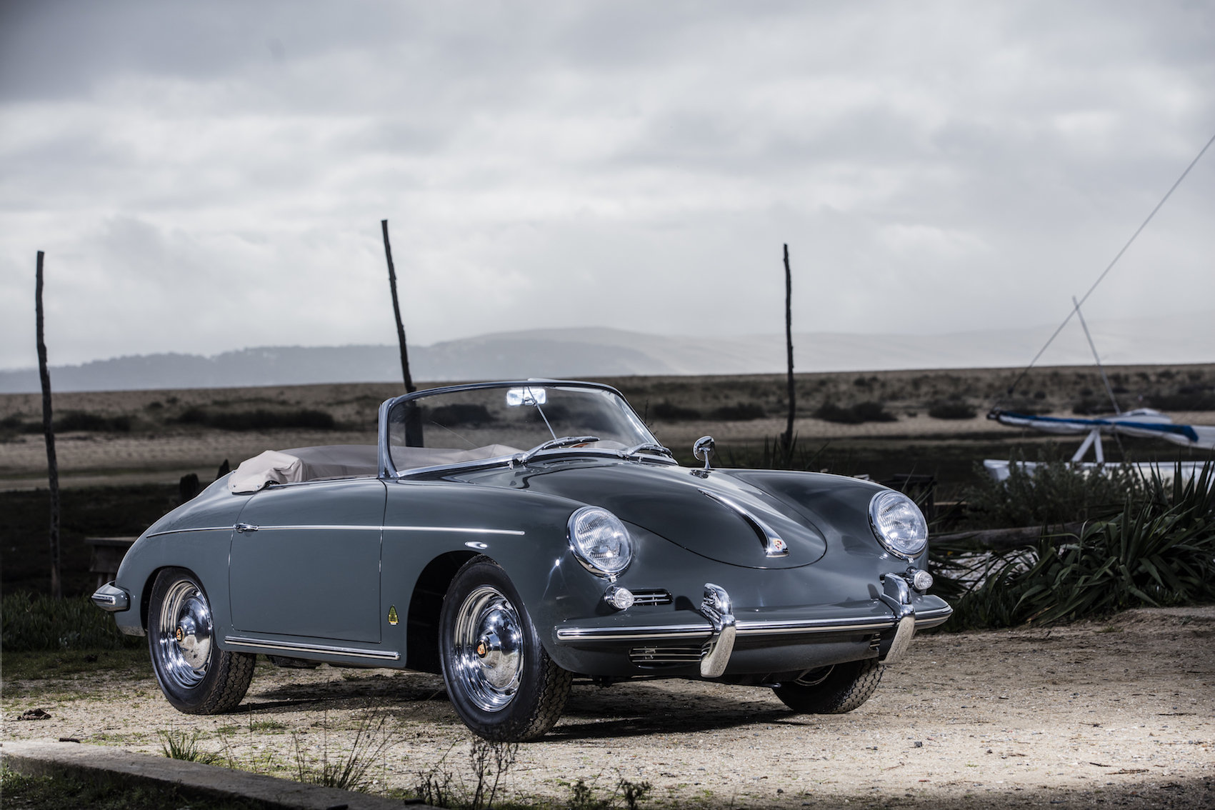 1960 Porsche 356 BT5 ROADSTER For Sale (picture 1 of 6)