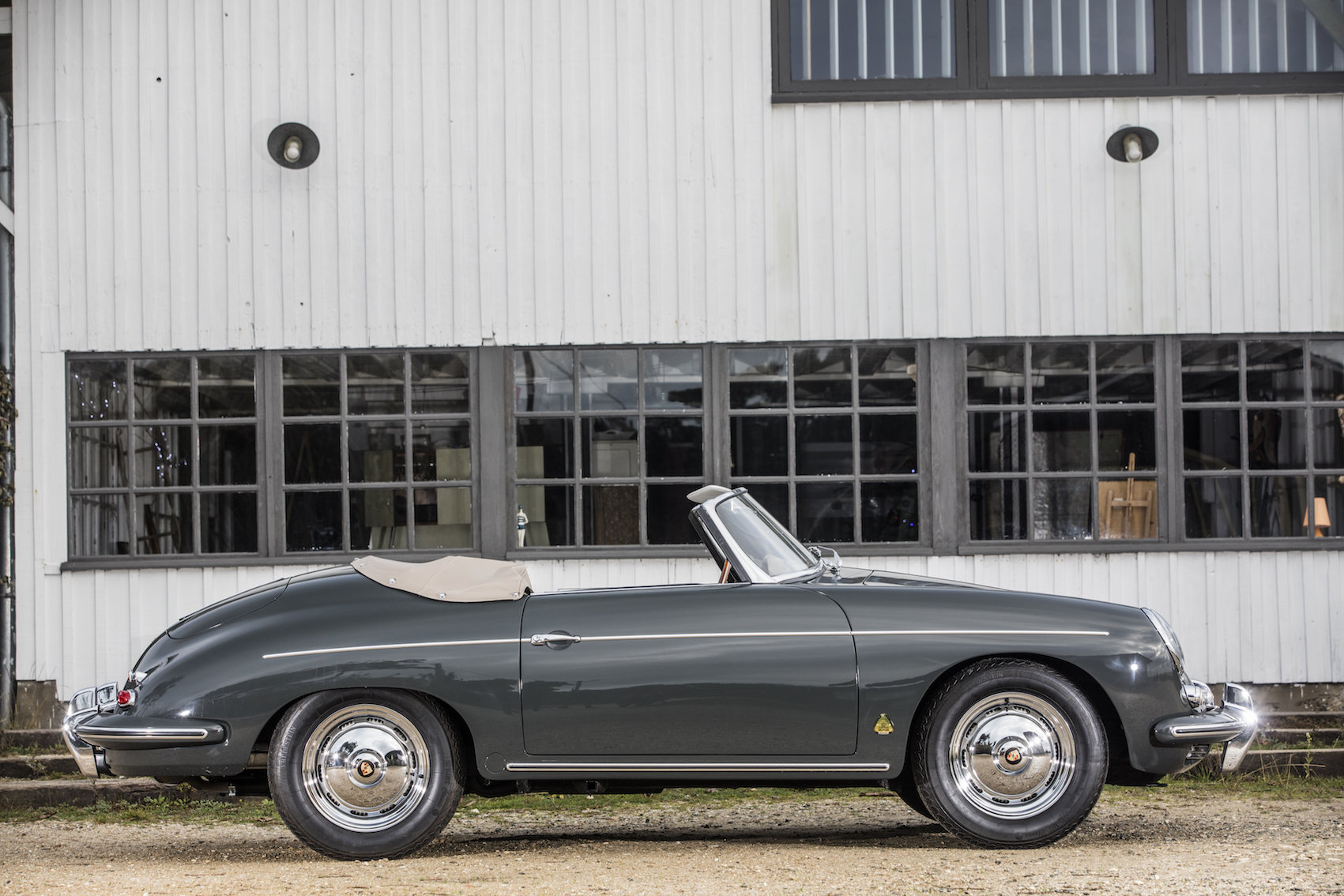 1960 Porsche 356 BT5 ROADSTER For Sale (picture 2 of 6)