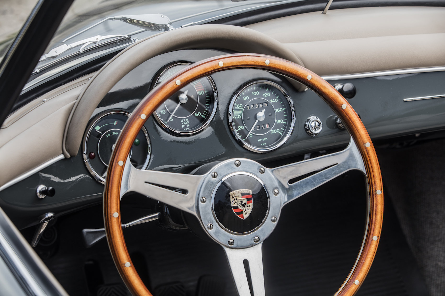 1960 Porsche 356 BT5 ROADSTER For Sale (picture 6 of 6)