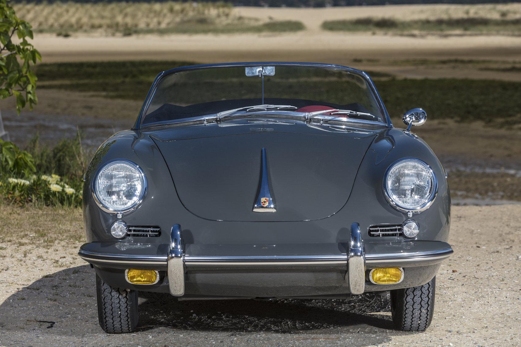 1962 Porsche 356 BT6 Roadster SOLD (picture 3 of 6)