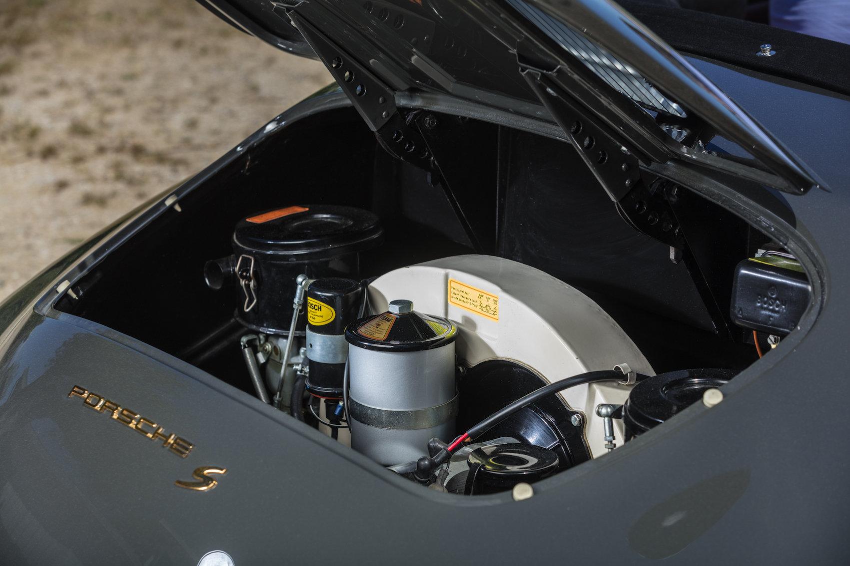 1962 Porsche 356 BT6 Roadster SOLD (picture 5 of 6)