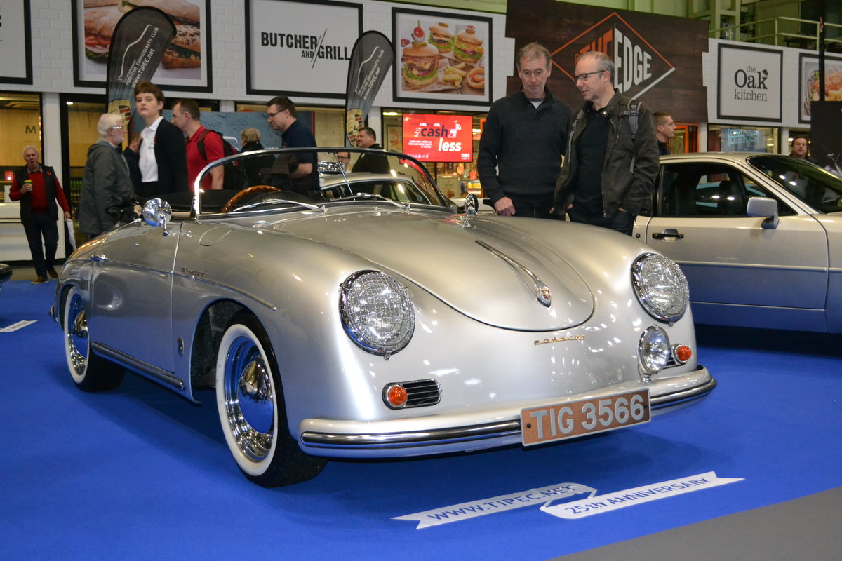 2010 ***BEAUTIFUL PORSCHE 356 SPEEDSTER REPLICA*** For Sale (picture 1 of 6)