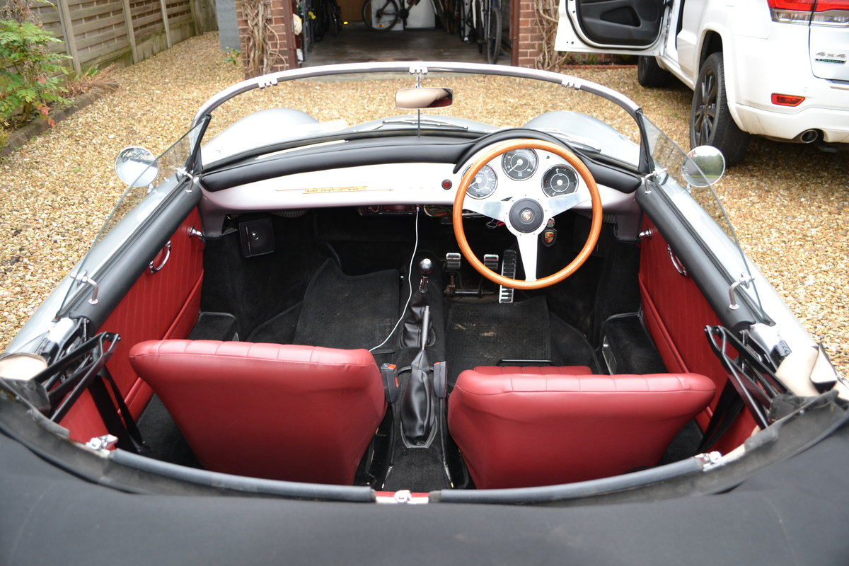 2010 ***BEAUTIFUL PORSCHE 356 SPEEDSTER REPLICA*** For Sale (picture 3 of 6)