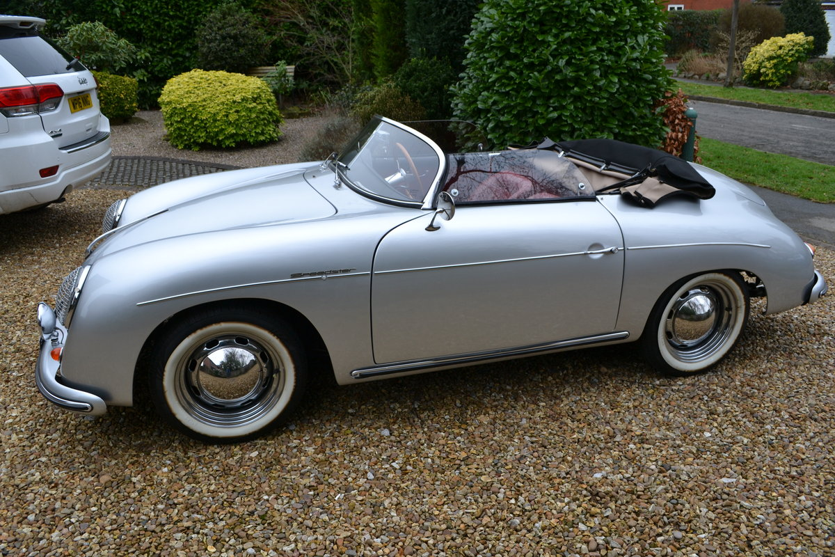 2010 ***BEAUTIFUL PORSCHE 356 SPEEDSTER REPLICA*** For Sale (picture 4 of 6)