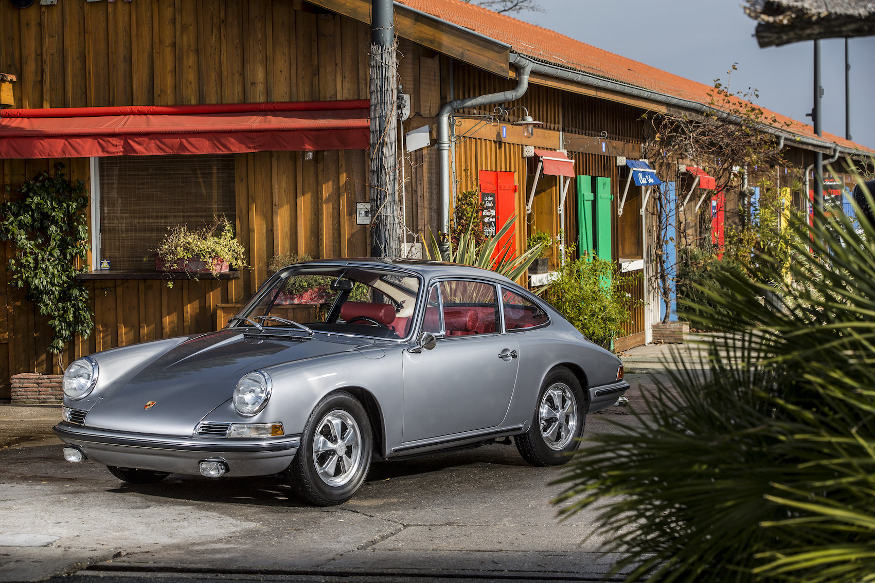 1966 Porsche 911 2.0S coupe For Sale (picture 1 of 6)