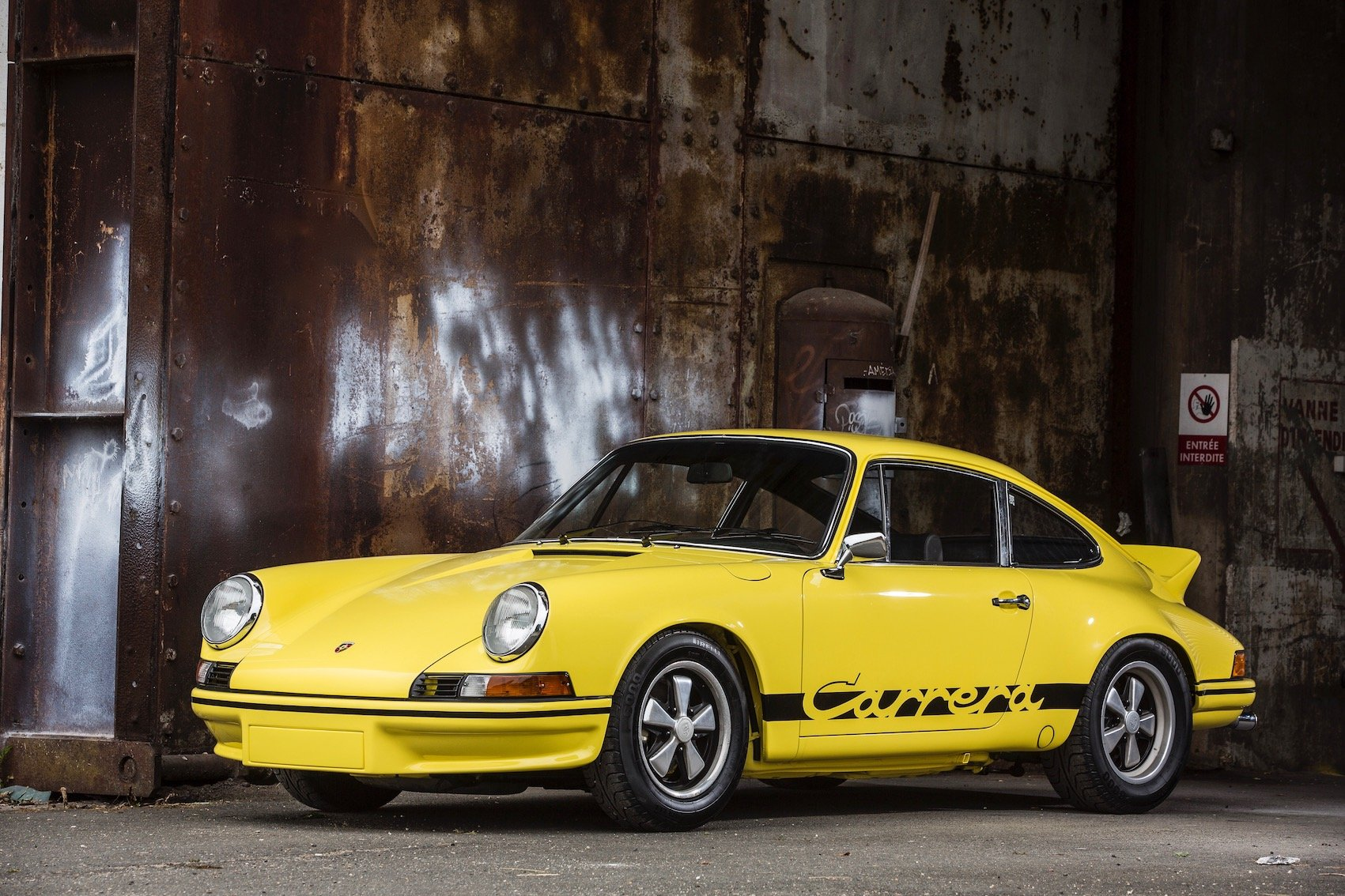 1973 Porsche 911 2.7 RS LIGHTWEIGT - AMAZING CAR For Sale (picture 1 of 6)