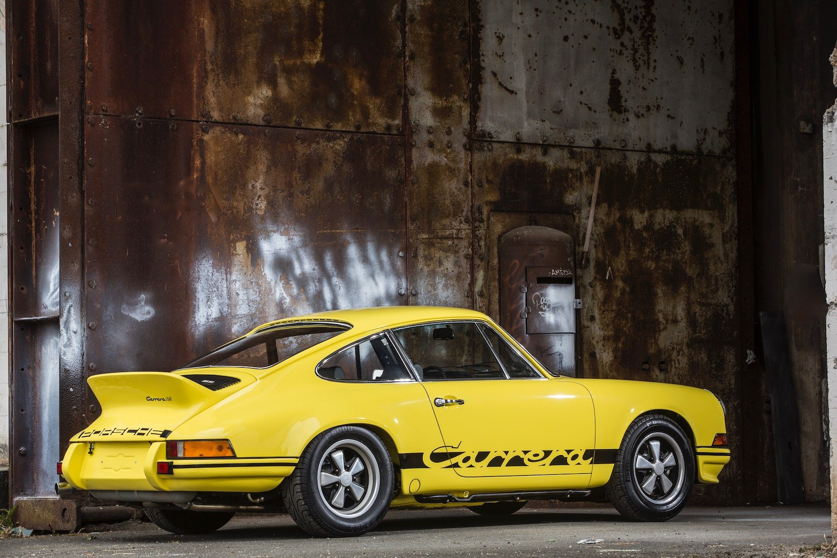 1973 Porsche 911 2.7 RS LIGHTWEIGT - AMAZING CAR For Sale (picture 2 of 6)