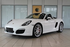 2012/62 Boxster (981) 3.4 S MAnual