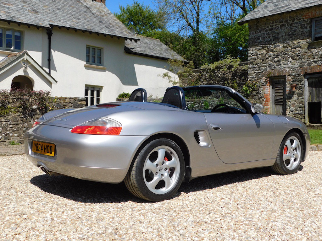 2001 Porsche Boxster 3.2 S - stunning, 56k miles, massive history SOLD (picture 2 of 6)