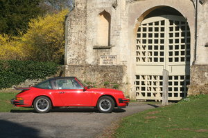 1984 Porsche 911 Useable classic for the summer For Sale