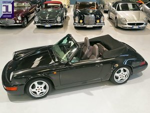 BEAUTIFULLY  PRESERVED 1990 PORSCHE 964 CABRIOLET For Sale