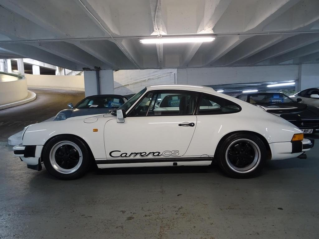 1989 911 3.2 Classic Carrera Club Sport 2dr For Sale (picture 2 of 6)