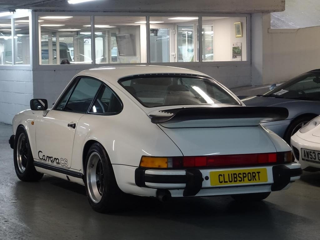 1989 911 3.2 Classic Carrera Club Sport 2dr For Sale (picture 3 of 6)