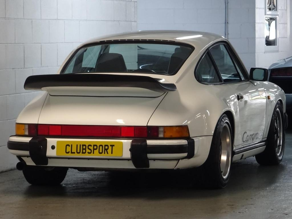 1989 911 3.2 Classic Carrera Club Sport 2dr For Sale (picture 4 of 6)