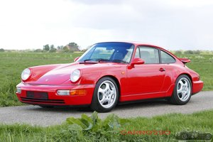 1992 Porsche 911 (964) Carrera 2 RS with Matching numbers