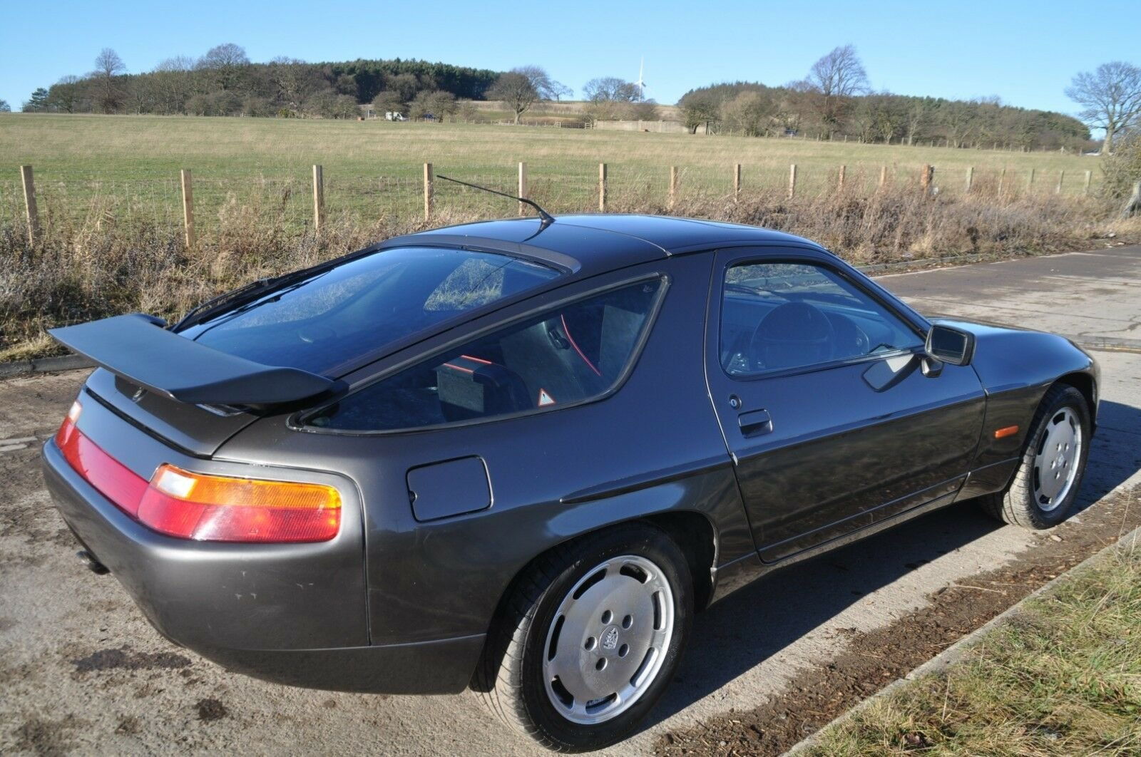 1989 PORSCHE 928S 4 / 928 S LOVELY CLASSIC CAR  For Sale (picture 3 of 6)