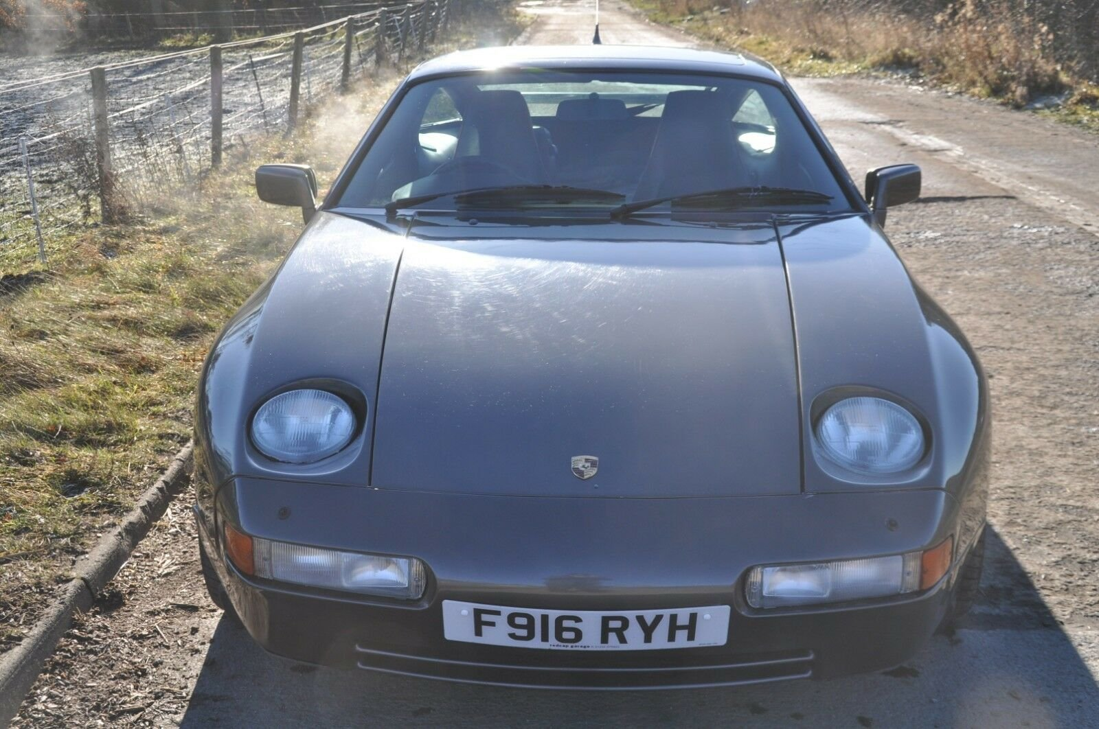 1989 PORSCHE 928S 4 / 928 S LOVELY CLASSIC CAR  For Sale (picture 4 of 6)