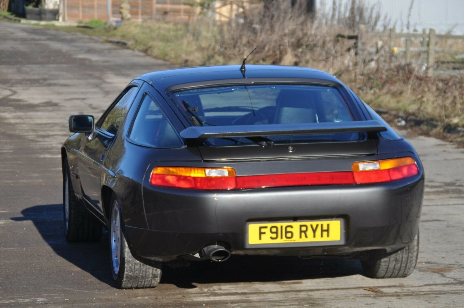 1989 PORSCHE 928S 4 / 928 S LOVELY CLASSIC CAR  For Sale (picture 5 of 6)