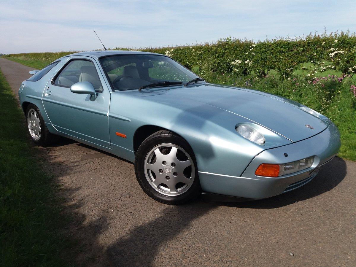 1987 Porsche 928 S4 Excellent Value SOLD | Car And Classic