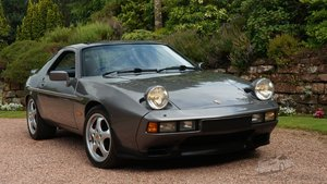 METEOR GREY 1986 Porsche 928 S2 / S2.5 109000miles For Sale